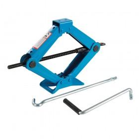 Silverline Scissor Jack 1 Tonne 1000kg - 755985