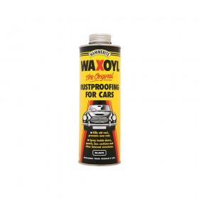 Hammerite Waxoyl Black Schutz 1 Litre