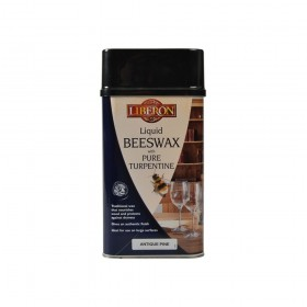 Liberon Beeswax Liquid Antique Pine 1 Litre