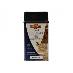 Liberon Beeswax Liquid Antique Pine 500ml