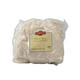 Liberon Cotton Waste 250g