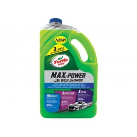 Turtle Wax M.A.X.-Power Car Wash Shampoo 3L