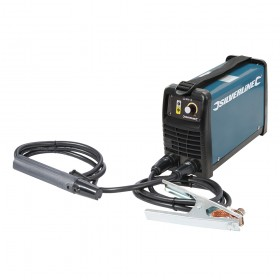 Silverline 200A MMA Inverter Arc Welder Kit 200 - 200A