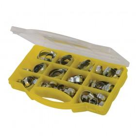 Fixman Hose Clips Pack 60pce - 138252
