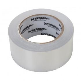 Fixman Aluminium Foil Tape 50mm x 45m