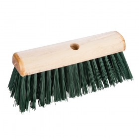 "Silverline Broom PVC Saddleback 330mm (13"")"