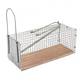 Fixman Mouse Cage Trap 250 x 90 x 90mm