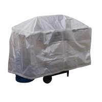 Silverline BBQ Cover 1220 x 710 x 710mm