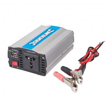 Silverline 12V Inverter 300W (Single Socket)