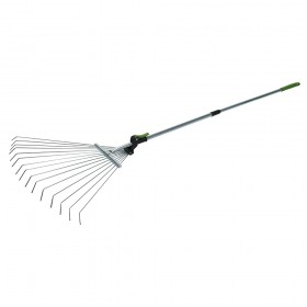 Silverline Telescopic Rake 800 - 1500mm