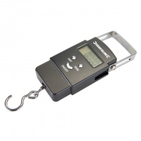 Silverline Electronic Pocket Balance 40kg