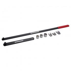 Silverline Serpentine Belt Tool Set 8pce 8pce