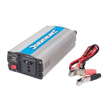 Silverline 12V Inverter 700W (Single Socket)