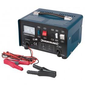 Silverline Battery Charger 12/24V 12 - 70Ah Batteries