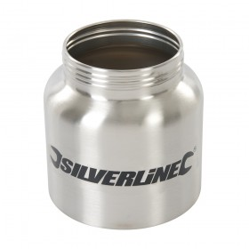 Silverline HVLP Sprayer Metal Bottle 800ml Metal Bottle 800ml