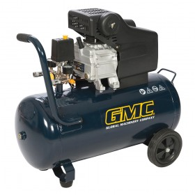 GMC 2hp Air Compressor 50Ltr GAC1500