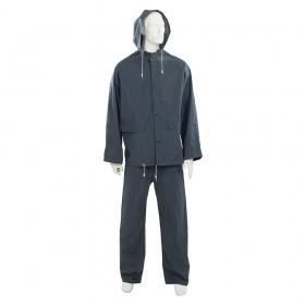 """Silverline Rain Suit Blue 2pce M 72 - 126cm (28 - 50"""")"""
