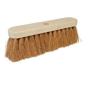 "Silverline Broom Soft Coco 304mm (12"")"