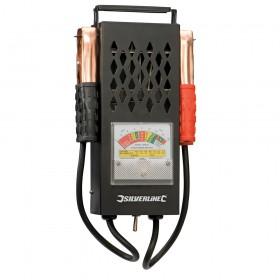 Silverline Battery & Charging System Tester 6V & 12V