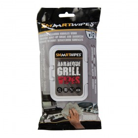 SMAART Barbecue Grill Cleaning Wipes 12pk - 291364
