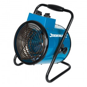 Silverline DIY 2kW Workshop Electric Fan Heater 2kW - 300316