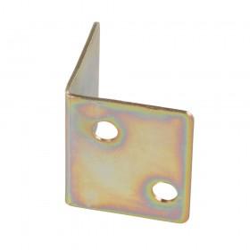 Fixman Angle Plates 10pk 28 x 25 x 1.0mm - 314832