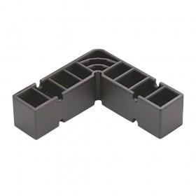 "Rockler Mini Clamp-It® Assembly Square 102 x 102 x 32mm (4"" x 4"" x 1-1/4"") - 336040"