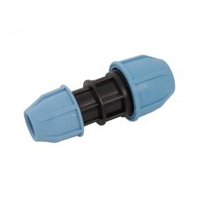 Plumbob MDPE Reducing Coupler 25 x 20mm - 336473
