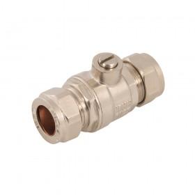 Plumbob Full Bore Isolating Valve 15mm - 347750