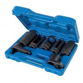 Silverline Oxygen Sensor Socket Set 7pce 7pce - 366737