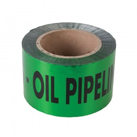 Dickie Dyer 'OIL' Identification Tape 75mm x 50m - 90.718
