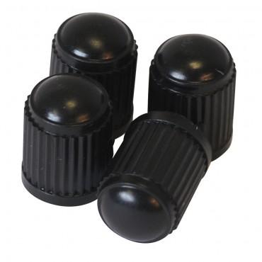 Silverline Tyre Dust Caps 4pk 4pk