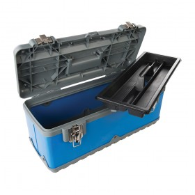 Silverline Toolbox 470 x 220 x 210mm - 386076