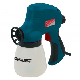 Silverline 110W Spray Gun