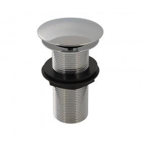 """Plumbob Freeflow Basin Waste Unslotted 1-1/4"""" (32mm) - 404445"""