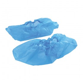 Silverline Disposable Shoe Covers 100pk One Size - 409778