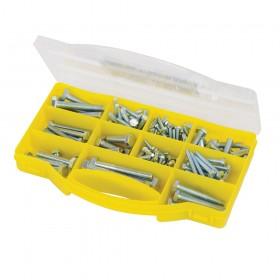 Fixman High Tensile Bolts Pack 145pce - 433317