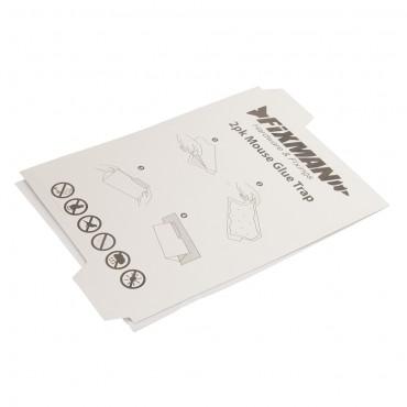 Fixman Mouse Glue Trap 2pk 2pk