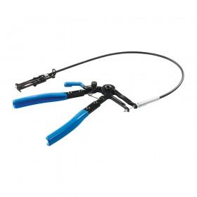 Silverline Flexible Ratchet Hose Clamp Pliers 610mm - 441030