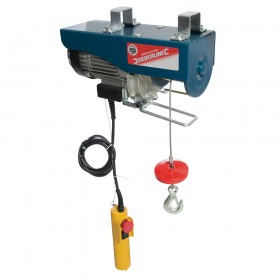 Silverline Silverstorm 900W Electric Hoist 500kg 900W
