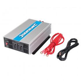 Silverline 12V Inverter 2000W (2 x 1000W)