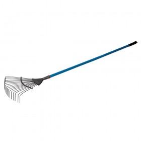Silverline Lawn Rake 1550mm