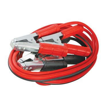 Silverline Jump Leads Heavy Duty 600A max 3.6m