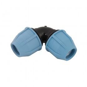 Plumbob MDPE Elbow 20 x 20mm - 482380