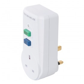 Powermaster Plug-in Active RCD 13A UK 250V~ 50Hz - 488700