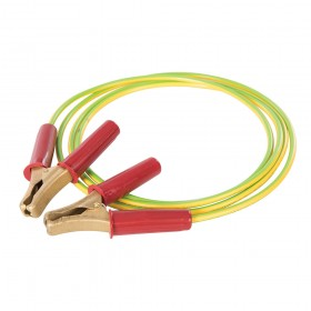 Dickie Dyer Continuity Bond & Crocodile Clips 2.5m / 30mm - 90.009