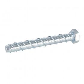 Fixman Concrete Masonry Bolts 10pk M12 x 100mm - 513133
