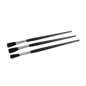 Dickie Dyer Flux Brushes 25pk Black