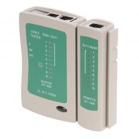 Silverline LAN Tester RJ11 & RJ45
