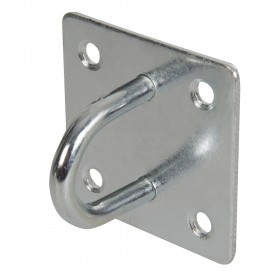 Fixman Chain Plate Galvanised Staple 50mm x 50mm EG - 566783